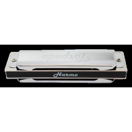 Harmo Torpedo harmonica - Overblow setup