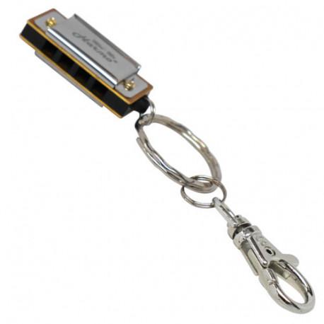 Harmo Harmo Mini-mo - Keychain harmonica Diatonic Harmonicas $9.97