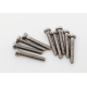 Harmo Reed plate screws for Polar/Torpedo harmonica Spare Parts $9.90