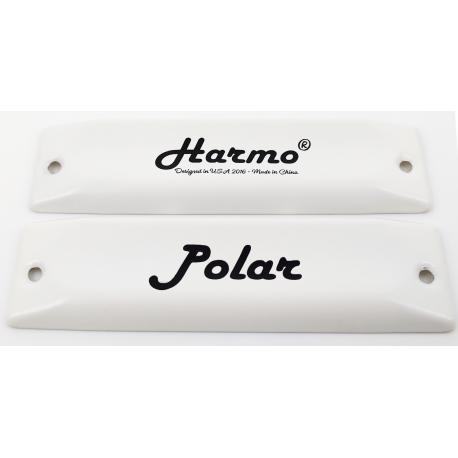 Harmo Covers for Harmo Polar diatonic harmonica Spare Parts $9.90
