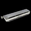 Harmo Admiral 64 - 16 hole chromatic harmonica. Brass comb professional high end harmonica