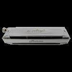 Harmo Angel 12 professional chromatic Harmonica. 12 hole chromatic harmonica C, G and Low C