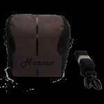 Bag to carry blues diatonic harmonicas (Hohner, Seydel, Lee oskar, Suzuki, Hering, Yonberg). Harmo Gig Bag 7.