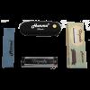 Overblow custom harmonica - Harmo Torpedo harmonica hand finished in Usa