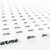 3D harmonica 3M quality stickers
